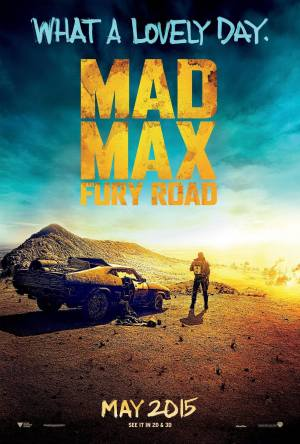 New Trailer for Mad Max: Fury Road and Two Anime Like It