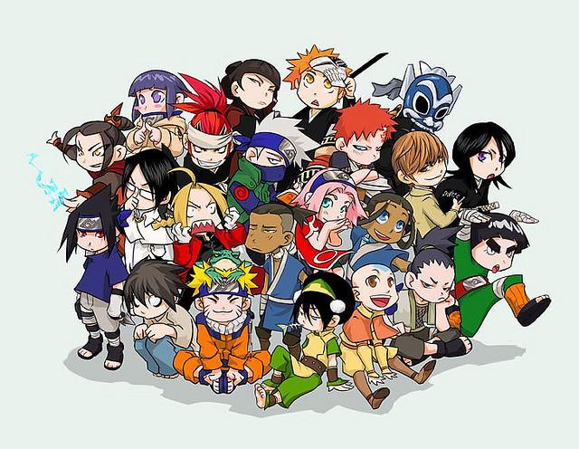 Anime-group 6 Tips for Choosing Anime