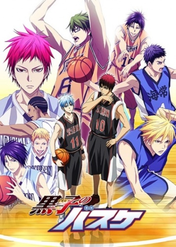 Kurokos-Basketball-357x500 Kuroko no Basket - Anime Movie Announced!