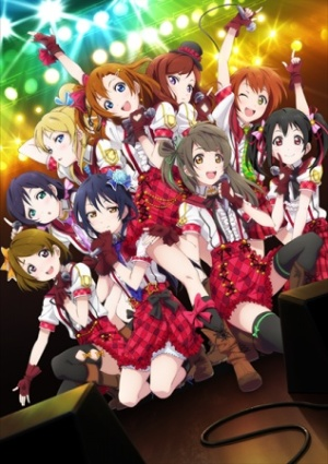 Love-Live-Title-500x281 Love Live! iOS and Android Game Hits 10Million Players Worldwide!