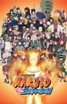 Naruto Shippuden (1)