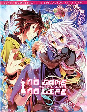 No Game No Life dvd