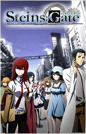 Steins_Gate dvd