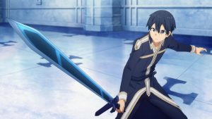 Tortured Shonen Hero Battle: Kirito (SAO: Alicization - War of Underworld )  Vs. Shinra Kusakabe (Fire Force)