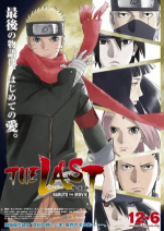 TheLast-150x212 NARUTO THE MOVIE - THE LAST Managed in outselling its previous movie by 175% on its premiere in Japan!