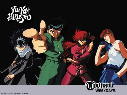 yu-yu-hakusho-wallpaper-666x500 Throwback Thursday: Yu Yu Hakusho Review & Characters