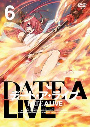 dvd Date A Live