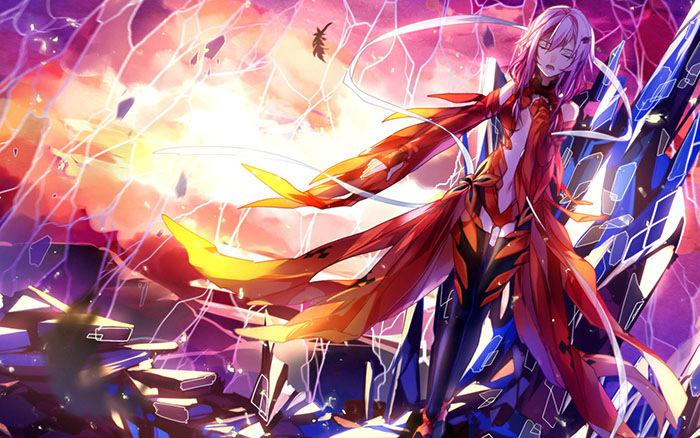 guilty-crown-wallpaper Top 10 Anime Where Disease Runs Rampant [Best Recommendations]