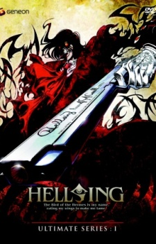 hellsing ultimate dvd