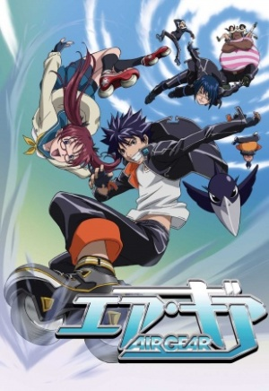 6 Anime Like Air Gear [Recommendations]