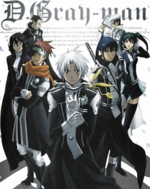 D.Gray-man-HALLOW-wallpaper Top 10 Bishoujo in D. Gray Man