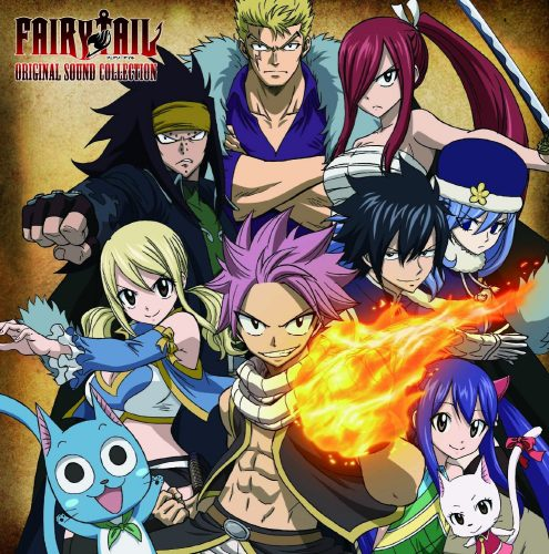 6 Anime Like Fairy Tail Recommendations