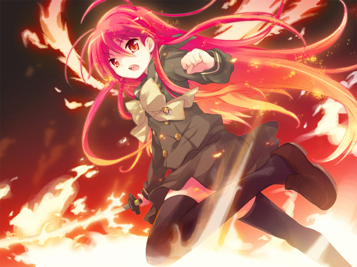 shakugan-no-shana-dvd-300x420 6 Anime Like Shakugan no Shana [Recommendations]