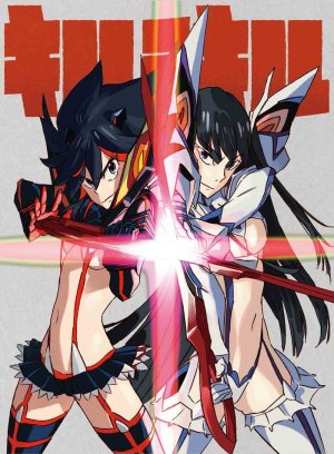 6 Anime like Kill la Kill [Adventure & Comedy Animes Recommendations]
