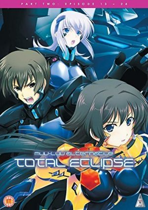 muv-luv alternative total eclipse dvd