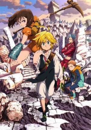 5 Best Moments in Nanatsu no Taizai (Mid-season Recap)