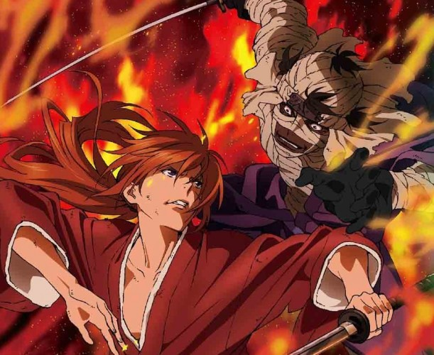 Rurouni-Kenshin-wallpaper-675x500 Top 10 Samurai Anime [Best Recommendations]