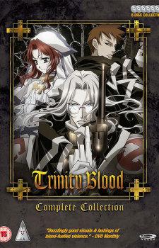 trinity blood dvd