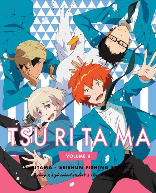 Tsuritama Review, Recommendations, Guide: Fishing Anime