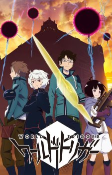 world trigger dvd