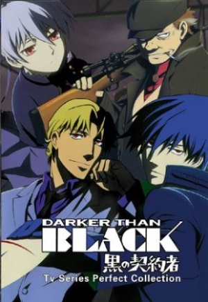 6 Anime Like Darker Than Black: The Black Contractor  [Recommendations]
