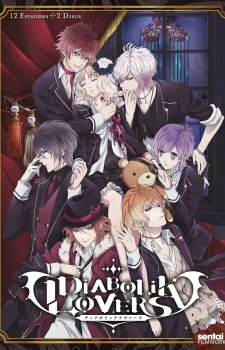 Diabolik Lovers DVD
