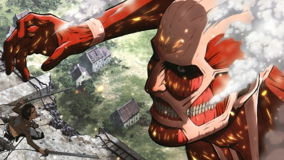 attack-on-titan-battle-560x315 Shingeki no Kyoujin Snow Giant is Titanic!!!