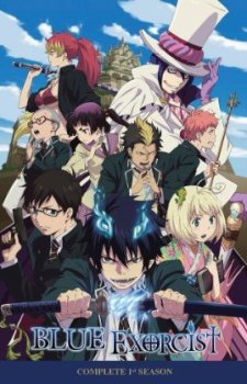 blue-exorcist-DVD-225x350 Supernatural Anime for Beginner's Guide [Top 3 Recommendations]
