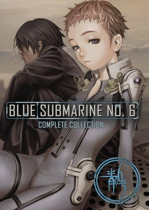 blue submarine DVD