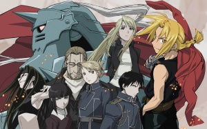 Rain-CD-Fullmetal-Alchemist-Brotherhood [Honey's Crush Wednesday] Top 5 Edward Elric(Fullmetal Alchemist Brotherhood) Highlights
