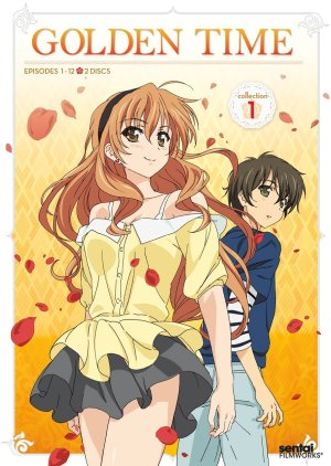 golden time dvd