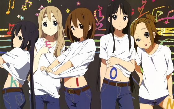 k-on-wallpaper-03-560x350 K-On! Special: Both Seasons and the Movie in 3 Days!