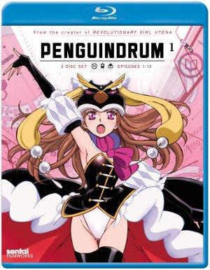 penguindrum DVD