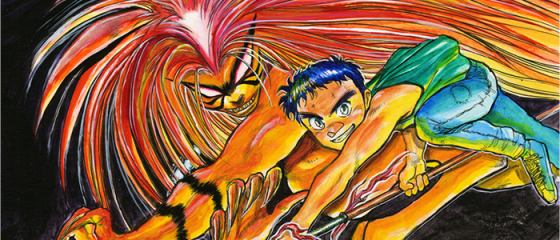 ushio-to-tora-750x432 Ushio and Tora : TV Anime to Adapt in Summer 2015!