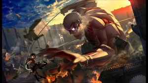 Attack on Titan Review & Characters - The World is Cruel (Shingeki no Kyojin)