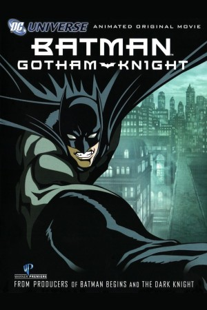 Batman Gotham Knight dvd