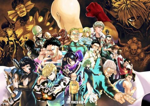 Characters of One-Punch Man