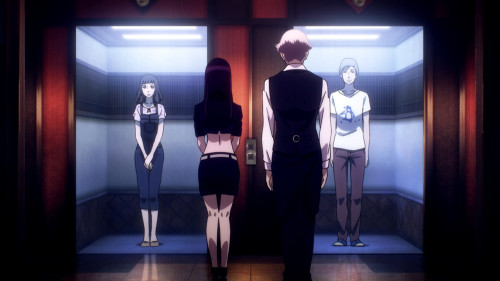 Death Parade Reincarnation and Void