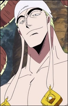 Enel DVD Character