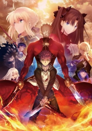Fate:stay night- Unlimited Blade Works 2nd Season