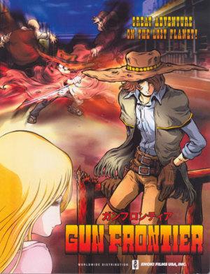 Gun Frontier dvd