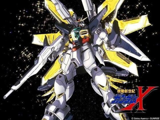 Gundam X XX gundam