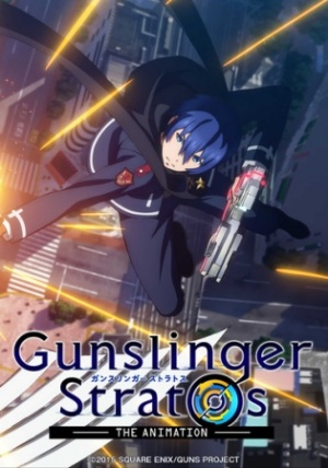 Gunslinger Stratos- The Animation