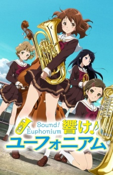 hibike-euphonium-sound-euphonium-wallpaper-560x396 Top 10 Teen Anime [Japan Poll]