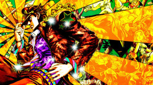 JoJos-Bizarre-Adventure-wallpaper-700x477 [Honey's Crush Wednesday] Joseph Joestar from JoJo's Bizarre Adventure