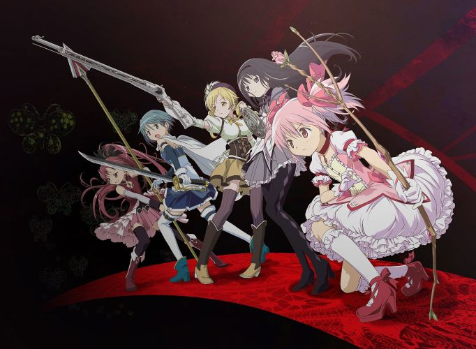 """Madoka-Magica-wallpaper-682x500 Is the """"Madoka Treatment"""" All Played Out?"""