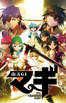 Magi- The Labyrinth of Magic