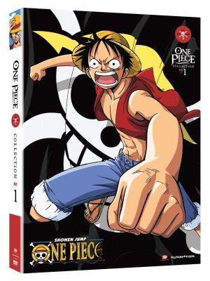 One Piece DVD
