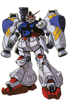 RX-78GP02A Gundam Physalis Gundam Build Fighters