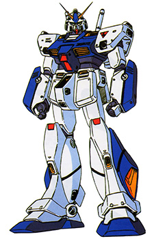 RX-78NT-1 Gundam Alex Gundam Build Fighters Try
